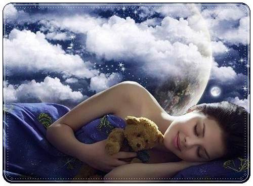 Спокойной ночи любимой девушке своими словами