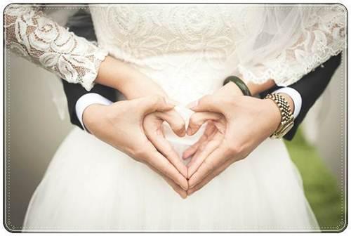 Красивые поздравления с днем бракосочетания