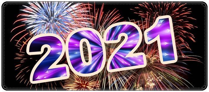 Красивые поздравления с новым годом 2021 в прозе