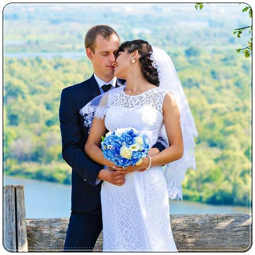 Красивое поздравление со свадьбой своими словами молодым